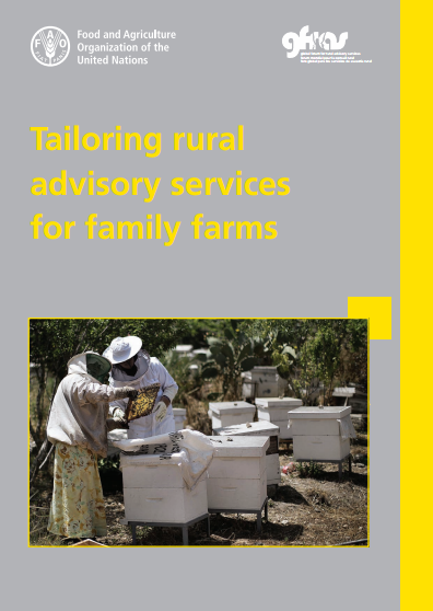 Tailoring rural advisory services for family farms